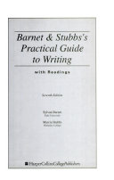 Barnett and Stubb s Practical Guide to Writing