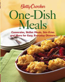 Betty Crocker One Dish Meals
