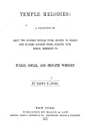 Temple Melodies