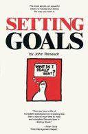 Setting Goals ebook