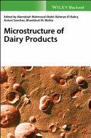 Microstructure of Dairy Products Pdf/ePub eBook
