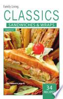 Family Living Classics Sandwiches   Wraps  Vegetarian