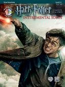 Harry Potter Instrumental Solos Complete Film Series
