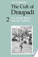 The Cult of Draupadi  Volume 2 Book PDF