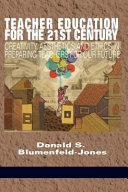 Teacher Education for the 21st Century Pdf/ePub eBook