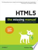 """HTML5: The Missing Manual"" by Matthew MacDonald"