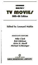 Leonard Maltin s TV Movies Book
