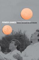 Power Games Pdf/ePub eBook