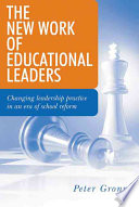 The New Work of Educational Leaders