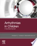 Arrhythmias in Children Book