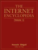 The Internet Encyclopedia  Volume 1  A   F