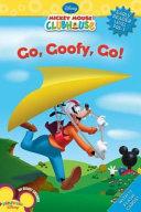 Mickey Mouse Clubhouse Go Goofy, Go!