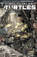 Pdf Teenage Mutant Ninja Turtles: Macro-Series: Donatello