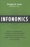 Infonomics Book Cover