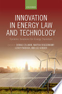 Innovation in Energy Law and Technology Book