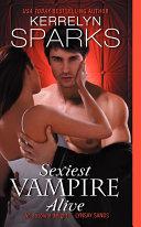 Sexiest Vampire Alive Pdf/ePub eBook