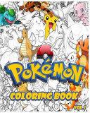 Pokemon Coloring Books: Coloring Book