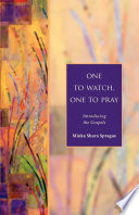 One To Watch One To Pray Book PDF