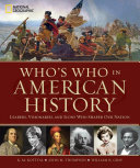 Who's Who in American History