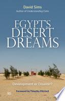 Egypt s Desert Dreams Book