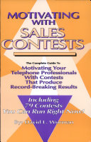 Motivating with Sales Contests