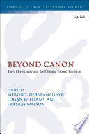 Beyond Canon
