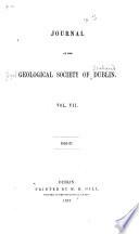 Journal of the Royal Geological Society of Ireland Pdf/ePub eBook