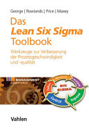 Das Lean Six Sigma Toolbook