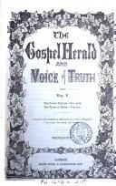 Pdf The Gospel herald; or, Poor Christian's magazine