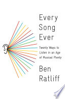 Every Song Ever Book