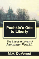Pdf Pushkin's Ode to Liberty