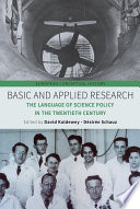 Basic and Applied Research