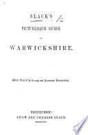 Black s Picturesque Guide to Warwickshire  etc Book