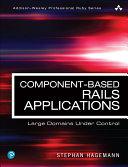 Component-Based Rails Applications Pdf/ePub eBook