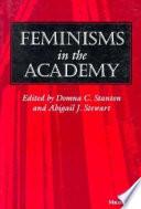 Feminisms In The Academy