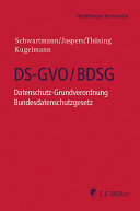 DS-GVO/BDSG