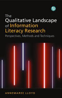Information Literacy Research Book PDF