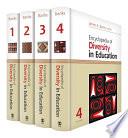 Encyclopedia of Diversity in Education Book