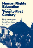 Human Rights Education for the Twenty-First Century