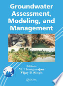 Groundwater Assessment  Modeling  and Management