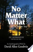 No Matter What Book PDF