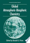Global Atmospheric Biospheric Chemistry Book
