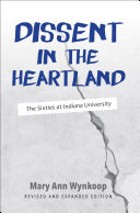 Dissent in the Heartland, Revised and Expanded Edition Pdf/ePub eBook