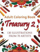 Adult Coloring Treasury 2