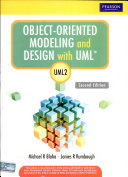 Object - Oriented Modeling And Design With Uml, 2/E
