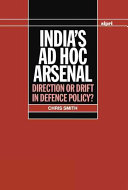 India's Ad Hoc Arsenal