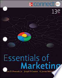 Combo: Loose Leaf Essentials of Marketing with Connect Plus