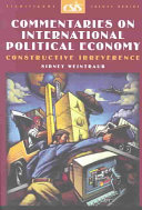 Commentaries on International Political Economy
