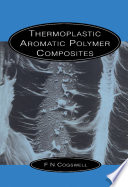 Thermoplastic Aromatic Polymer Composites Book PDF