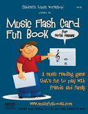 Music Flash Card Fun Book